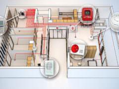 проверка противопожарных систем