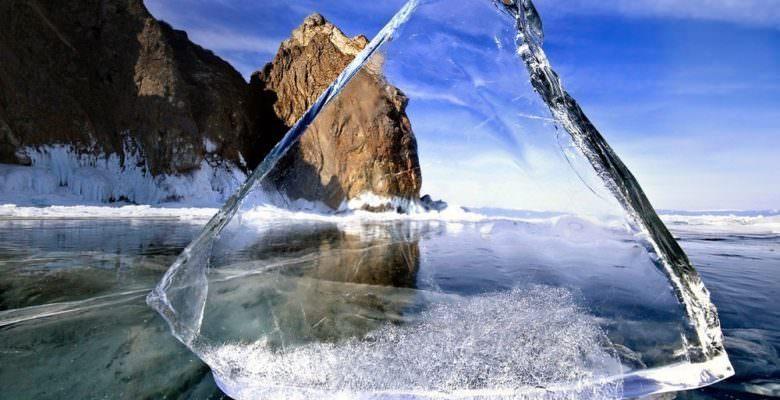 памятка на льду